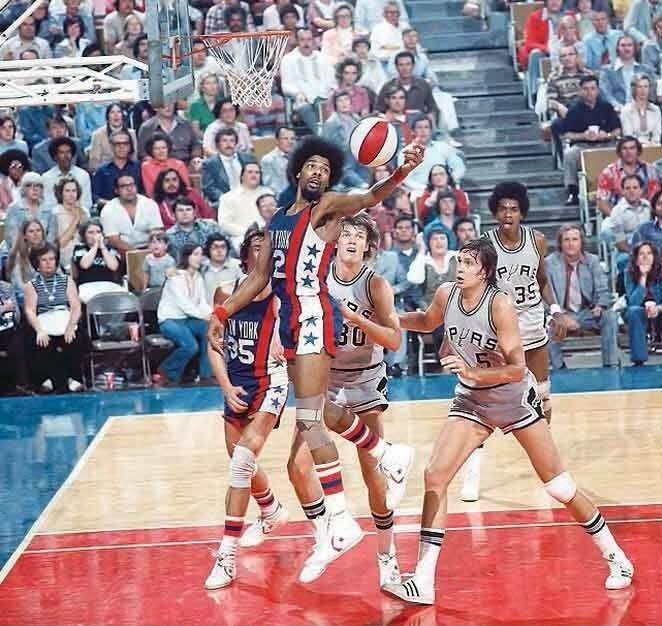friday flashback american basketball association the knight writer