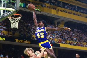 Los Angeles Lakers v Boston Celtics - 1987 NBA Finals
