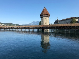 Lucerne_Chapel Bridge